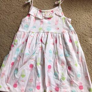 Infant girls summer dress